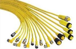 02H6726 Banner Engineering Mqdc-406 Quick Disconnect Cable,