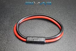 8 GAUGE QUICK DISCONNECT 2 PIN 10'' LEADS POLARIZED WIRE HA