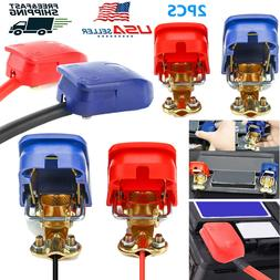 12V Car Battery Quick Release Connector Disconnect Terminal