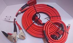 2 Gauge 32 ft. Hi-Amp Universal Quick-Connect Wiring Kit for