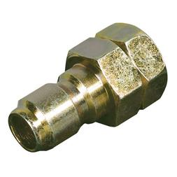 "Apache 44048684 Quick Disconnect Plug x 3/8"" Female Pipe Thr"