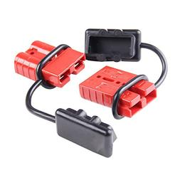 BaiFM 50A Battery Quick Connect/Disconnect Wire Harness Plug