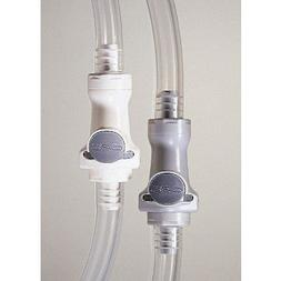 CPC  HFCD23612 Quick-disconnect fittings, Valved Elbow hose