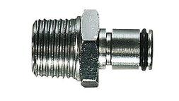 CPC  LCD24004 Metal Quick-Disconnect Coupling Insert, valved
