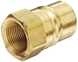 Dixon B17-863 Brass Industrial Hydraulic Quick-Connect Fitti