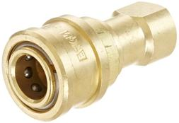 Eaton Hansen B1H11 Brass ISO-B Interchange Hydraulic Fitting