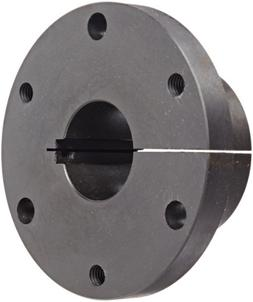 "Gates E 2. QD E Bushing, 2"" Bore"