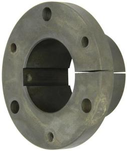 "Gates E 3. QD E Bushing with Shallow Keyway, 3"" Bore"