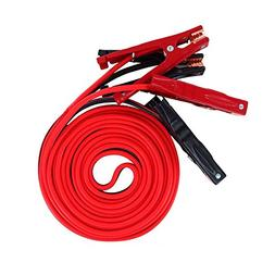 Iron Forge Tools 20 Foot Jumper Cables with Carry Bag - 4 Ga