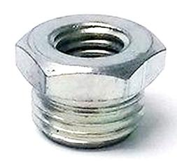 K&N41 Adapter Straight 10 x 1mm to 1/4-28 UNF Pack of 2 Pcs