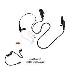 Maxtop ASK4032-M7 2-Wire Acoustic Ear Tube Surveillance Kit