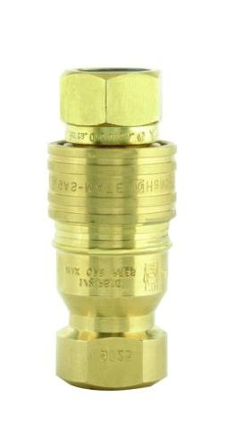 T&S Brass AW-5B Water Appliance Connector with 3/8-Inch Npt