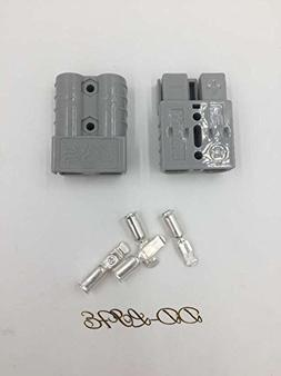 Battery Quick Connector Kit 50A 6AWG Plug Connect Disconnect