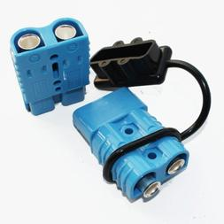 X-Haibei Battery Quick Connector Kit Blue 175A Connect Disco