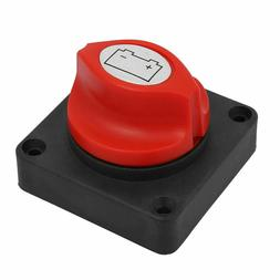 battery quick disconnect switch cut off isolator