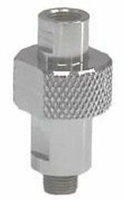 Workman KDT Chrome Plated Antenna Quick Disconnect FASTEST S