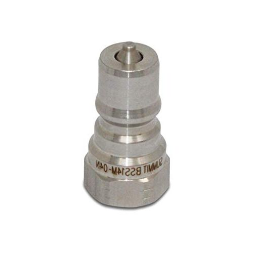 """1/4"""" ISO Stainless Steel Hydraulic Set"""