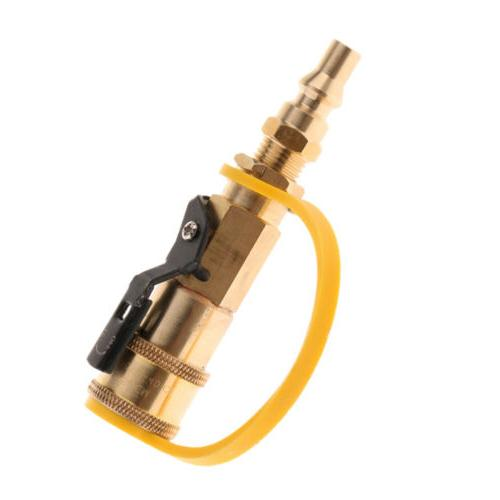 1/4'' Adapter Fittings Hose Quick