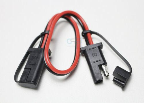 10 Quick Connect SAE Wire Plug