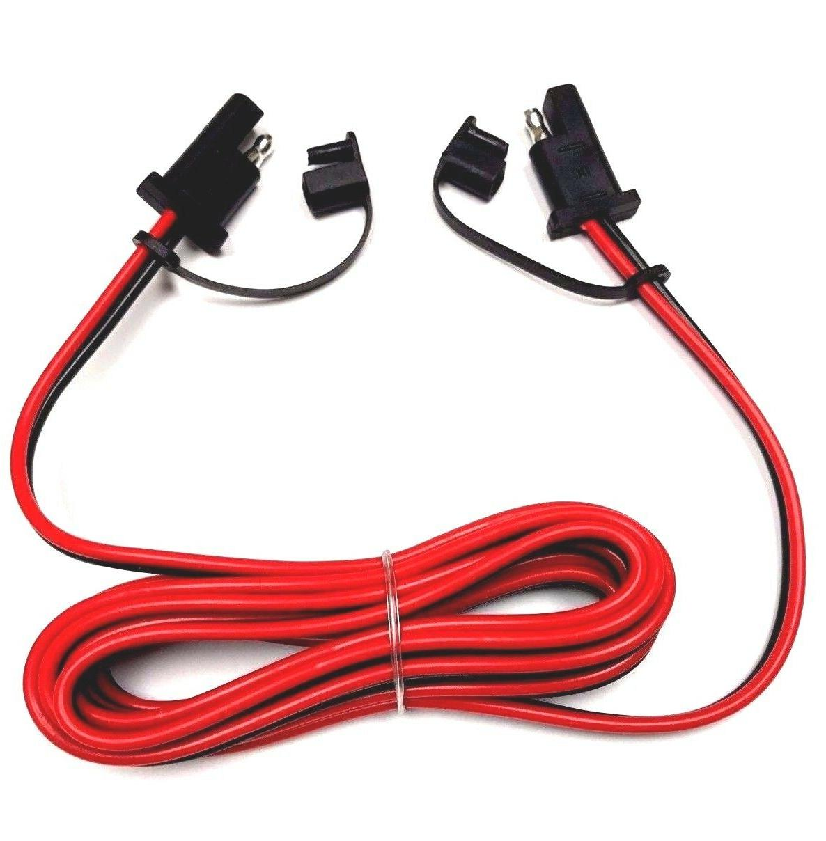 16 Gauge Quick Connect SAE Waterproof Harness