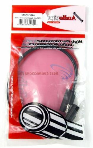 20 Pin Disconnect Gauge Polarized Electric