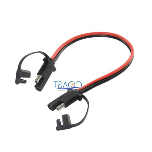 2X Car Quick Disconnect Connect 16 Gauge Pin Waterproof Harness