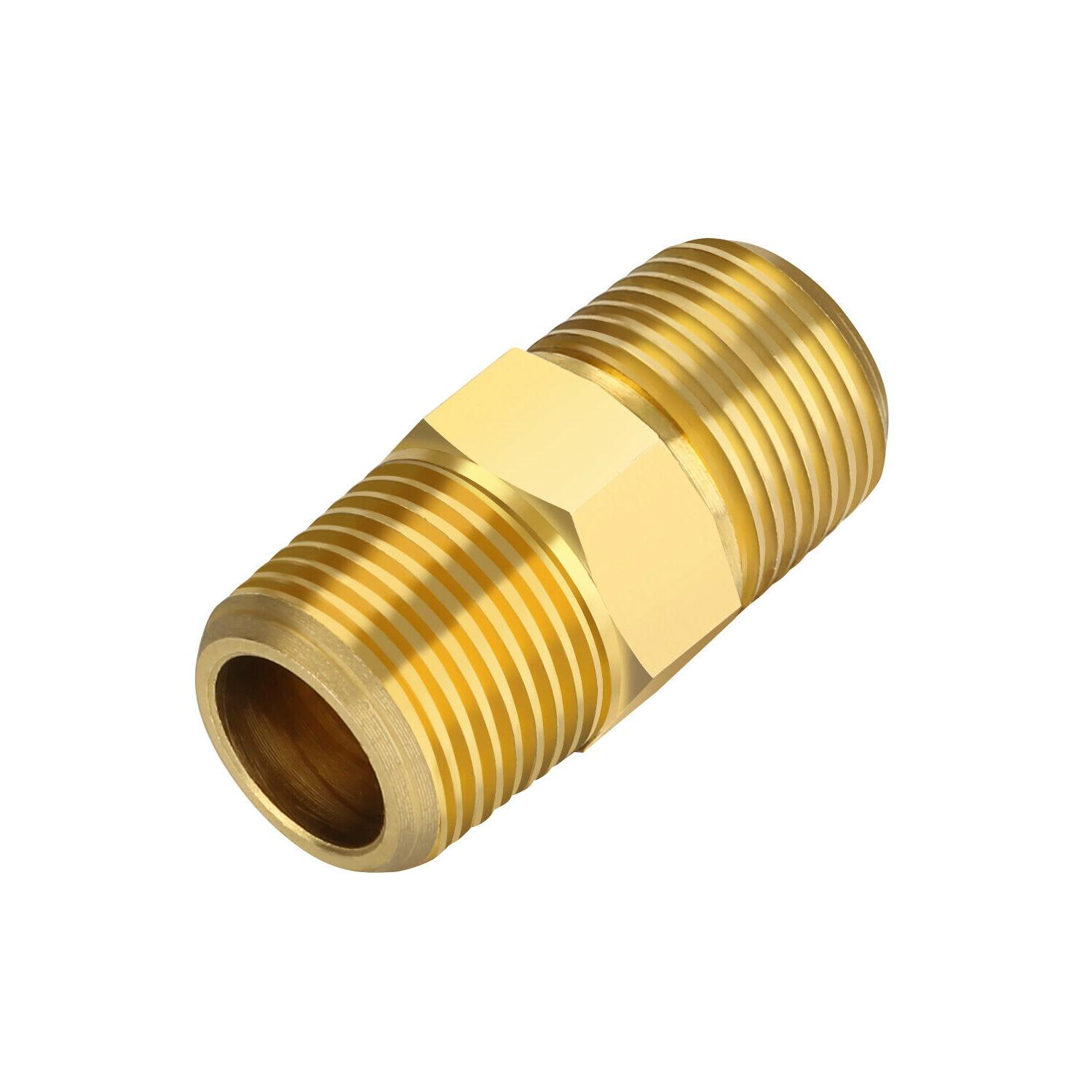 3/8 Inch Propane Natural Quick Connect Fittings, Kit