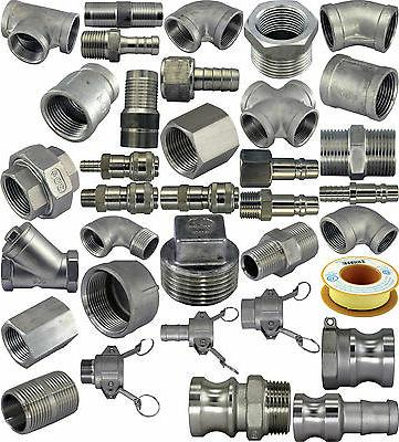 304 stainless steel pipe fittings corrosion resistant