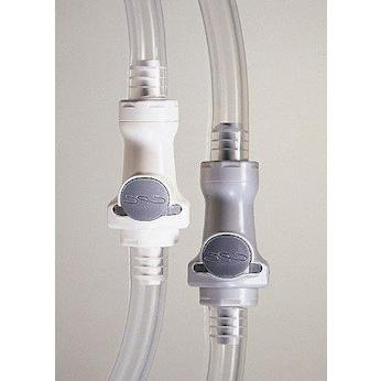 CPC  HFCD23835 Quick-disconnect fittings, valved elbow hose