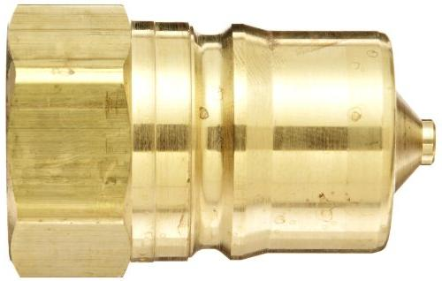 "Dixon Hydraulic Quick-Connect Valve 1"" x 1""-11-1/2"