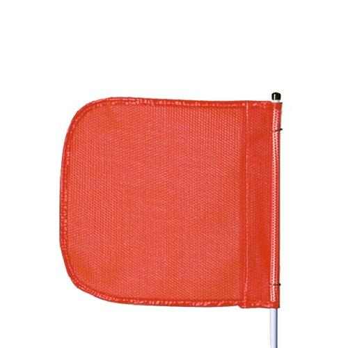 Flagstaff FS10 Split Pole Safety Flag, Male Quick Disconnect
