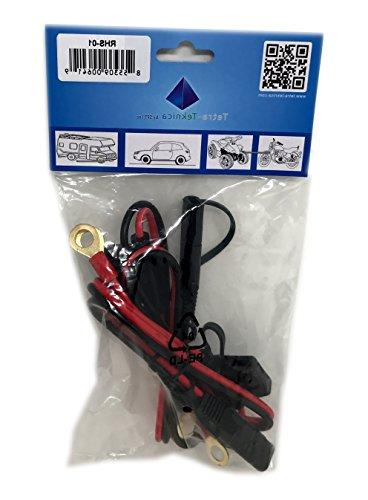 Tetra-Teknica Series RHS-01 12V with 2-Pin Quick Disconnect Feet, Gauge Copper Wire,