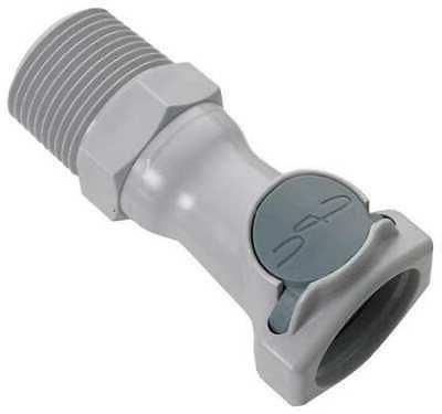 "COLDER HFCD101212 3/4"" MNPT Quick Disconnect Coupler"