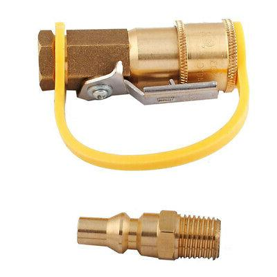 natural gas quick connect adapter fittings propane
