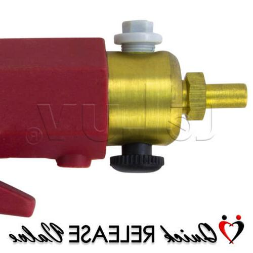 Nipple Vacuum Pump LeLuv Quick-Disconnect
