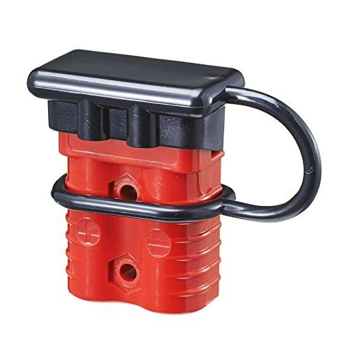 OrionMotorTech Battery Cable Quick Connect/Disconnect Plug Kit Recovery Winch Trailer