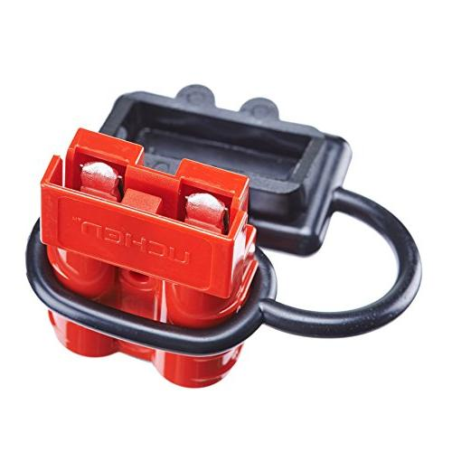 OrionMotorTech Gauge Battery Quick Harness Plug Kit for Recovery Winch or