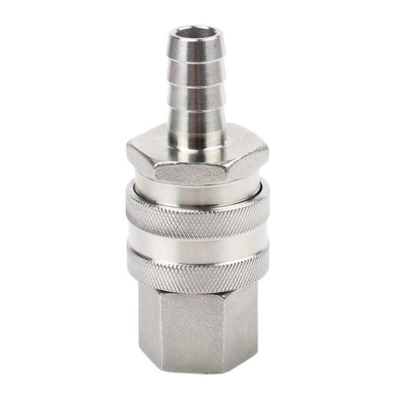 MRbrew Stainless Set 1/2'' FPT Male Barb