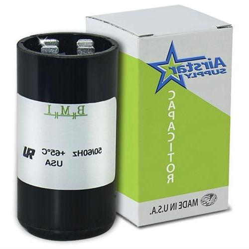 usa made replacement for packard start capacitor