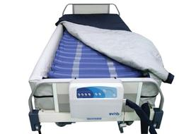 """Drive Medical Med Aire 8"""" Defined Perimeter Low Air Loss Mat"""