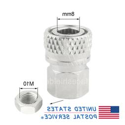 Paintball PCP Quick Disconnect Coupler M10x1 Airsoft Female