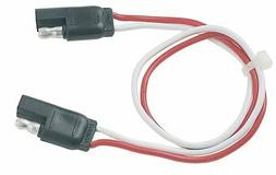 Plug-In Simple Flat Connector Set 12/2 Pole 6 - 12 V, 8 A
