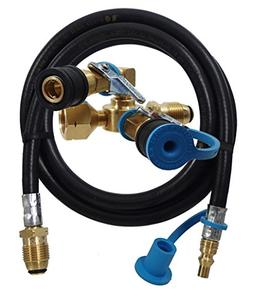 QD Sturgi-Stay Propane Adapter Kit