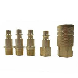 Quick Disconnect Brass Air Couplers Air Hose Male Female Too