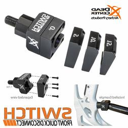 Dead Center Archery Products SWITCH Quick Disconnect Kit
