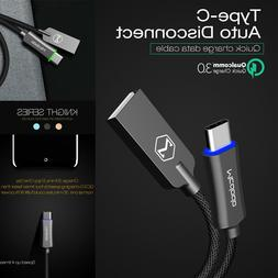Mcdodo USB-C Type-C 3.0 QC LED Auto Disconnect Quick Charger