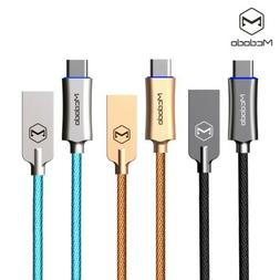 Mcdodo USB-C Type-C QC 3.1 Auto LED Disconnect Quick Charge